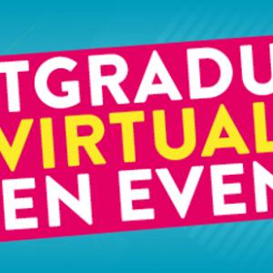 Postgraduate Virtual Open Events at Brighton