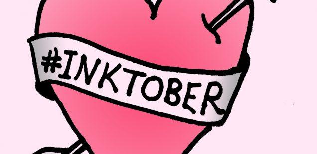 October 12th 2017 #Inktober Day 12 – Tattoo