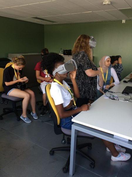 Computing summer school workshop