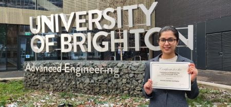 Subu with IET certificate