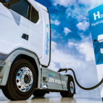 Brighton researcher points way to a hydrogen-fuelled truck industry