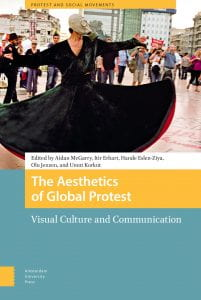 The Aesthetics of Global Protest book cover