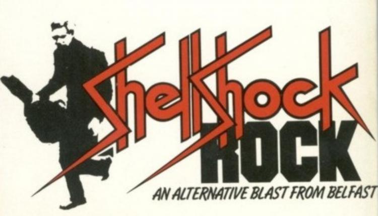 Shellshock Rock poster