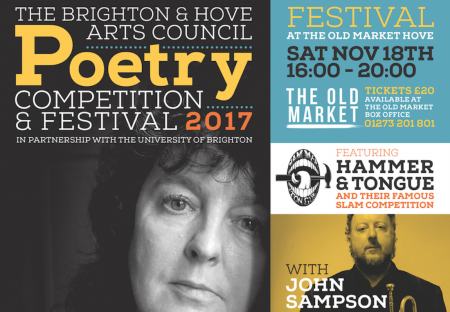 brighton poetry festival