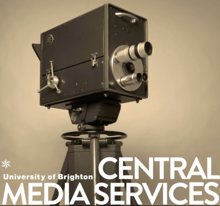 central media services poster
