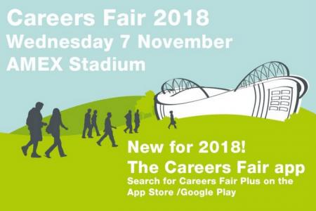 careers fair poster