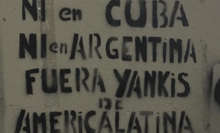 writing on wall