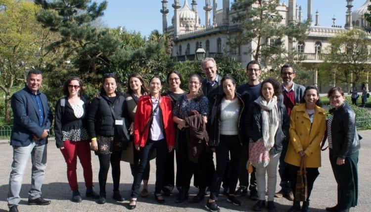 delegates of conference