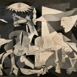 Humanities lecturer curates exhibition taking a new look at Picasso's Guernica