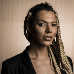 Munroe Bergdorf gives talk as part of student writing events