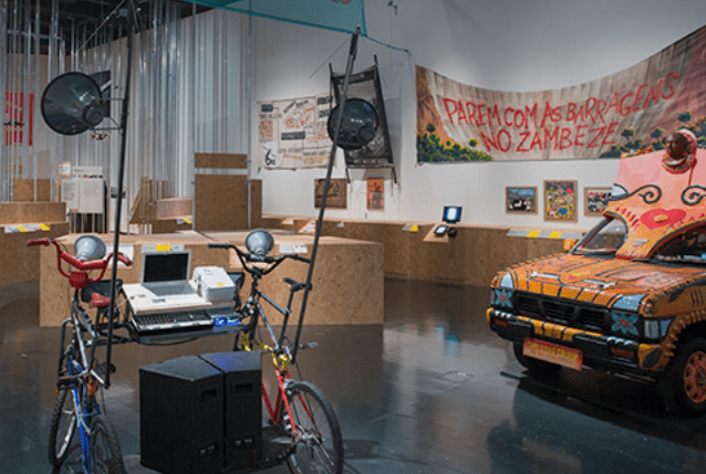 Image from the V&A's From Disobedient Objects to the Museum of Neoliberalism