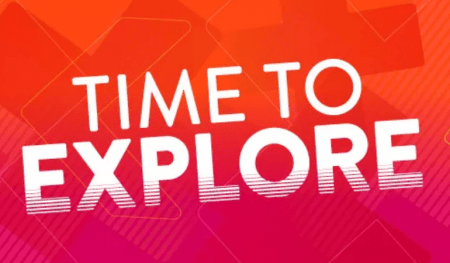 time to explore image