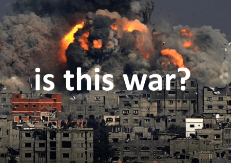 image of war lecture slide