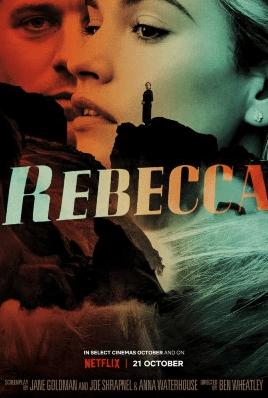 rebecca netflix poster