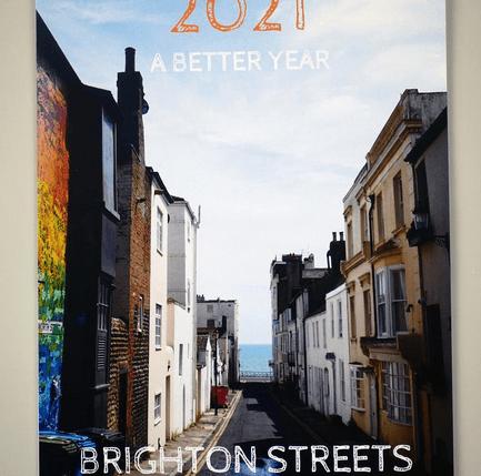 brighton streets calendar