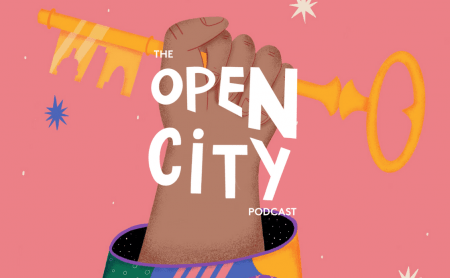 open city podcast image