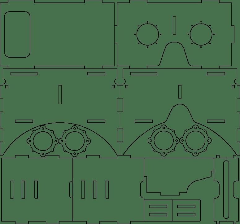 Dinosaur environment VR experiments | Digitisation Lab