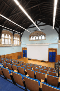 Old Courtroom lecture hall