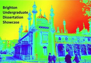 Brighton Undergraduate Dissertation Showcase