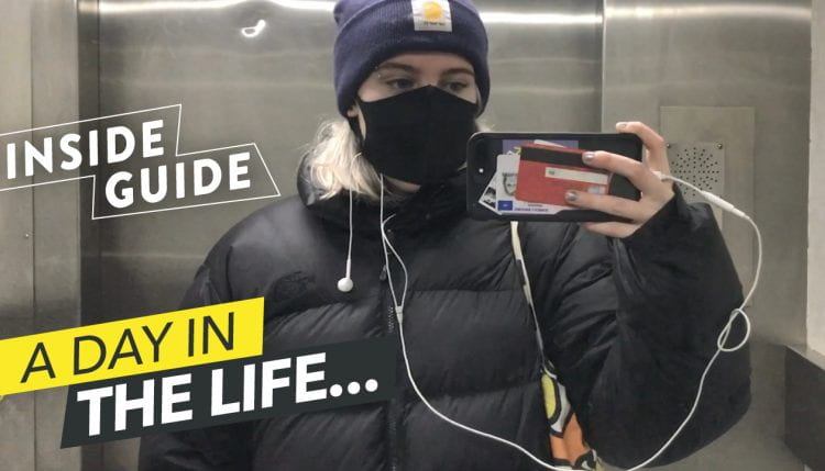 Ellie day in the life photo