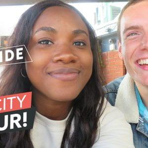 Our Brighton city tour! [video]