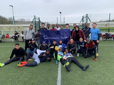 International college sports team