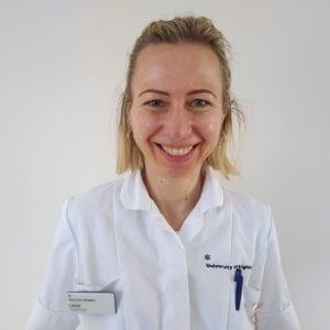 I chose Brighton because nursing is my dream job!