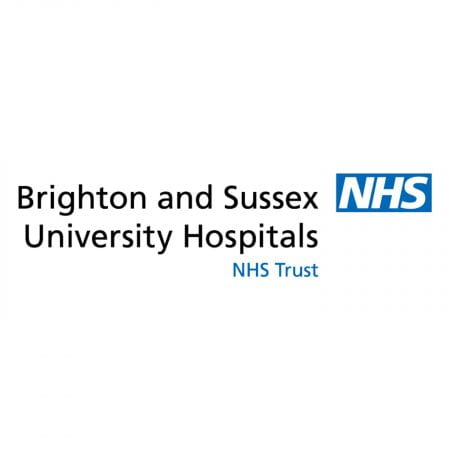 Brighton and Sussex University Hospitals logo