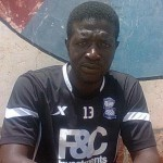 Abdou Manjang Partner at Gunjur Sport Committee, The Gambia