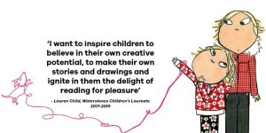 Waterstones Children's Laureate website