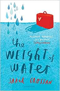 weight of water cover