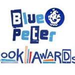 Blue Peter Book Awards logo
