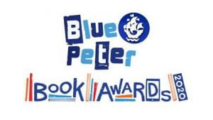 Blue Peter Book Awards logo