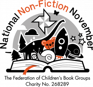FCGB National Non-fiction November logo