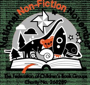 FCGB National Non-fiction November logo