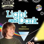 Light and dark science book