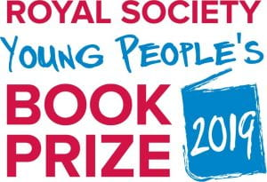 Royal Society Young People's Book Prize logo