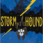 A picture of the cover of the book Storm Hound