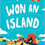 A picture of the cover of the book We won an Island