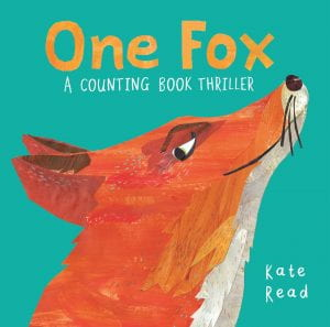 One Fox - front cover