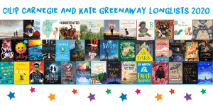 Carnegie and Kate Greenaway 2020 shortlisted books
