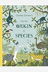 "Book cover of Darwin's ""Origin of the Species"""