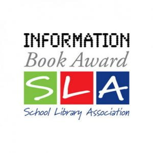SLA book award logo