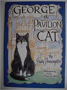 George, the pavilion cat