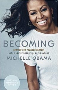 becoming - front cover