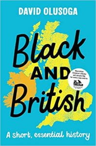 Black and British - front cover