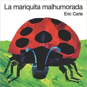 Carle - Bad-tempered ladybird