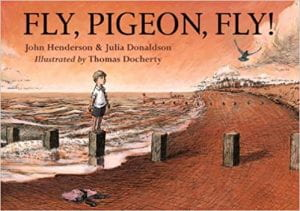 Fly, pigeon, fly