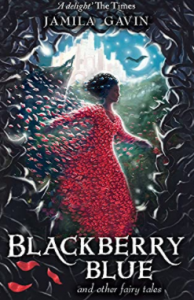 the cover of Blackberry Blue