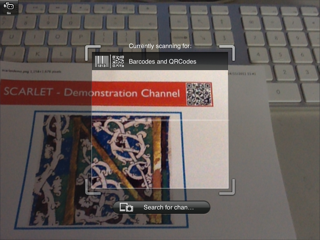 Scanning_for_qr_codes